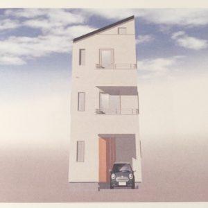 タマホーム 超狭小住宅 7坪ハウス