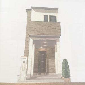 広島建設 超狭小住宅 7坪ハウス
