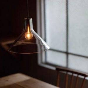 超狭小住宅 照明 7坪ハウス 7坪の家 ガラス
